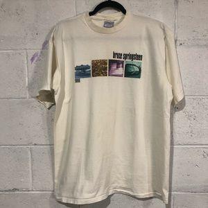 Vintage Bruce Springsteen Tour Tee (1999)